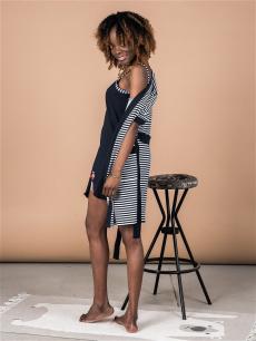 Комплект: сорочка и халат ZAVI