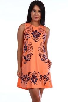 Короткое платье на лето Натали