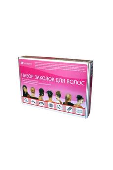 Заколки для волос в наборе «СТО ПРИЧЕСОК» Bradex