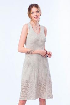 Летнее платье без рукавов Kvinto